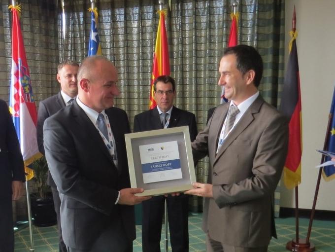Sanskom Mostu i Prijedoru certifikati za povoljno poslovno okruženje