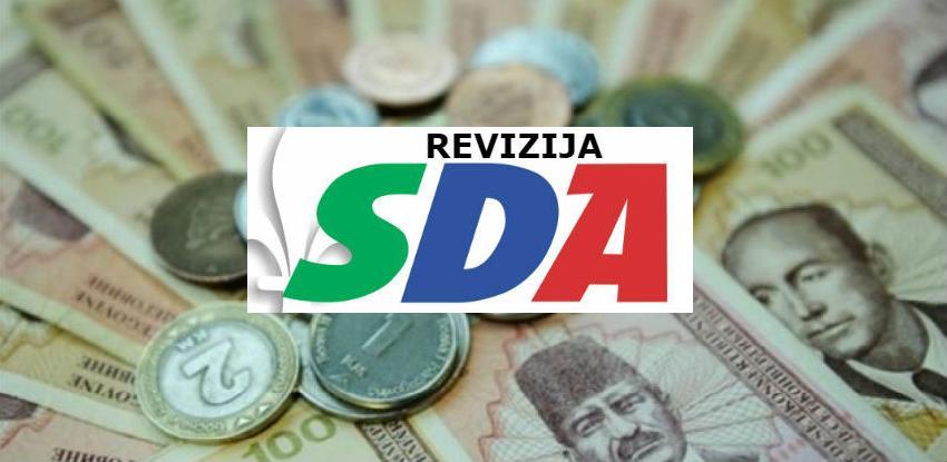 Financijsko poslovanje SDA pod lupom revizije