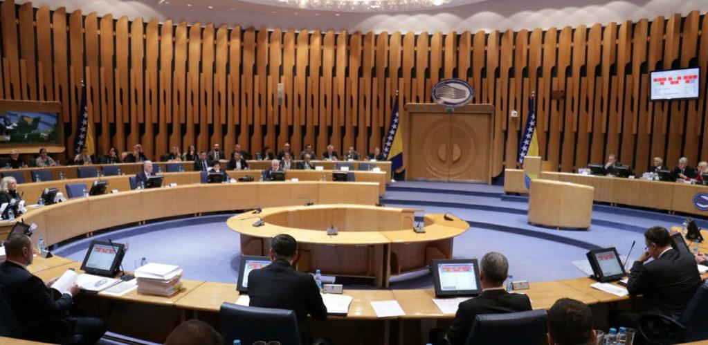 Dom naroda PSBiH usvojio prijedlog budžeta institucija BiH za 2019.