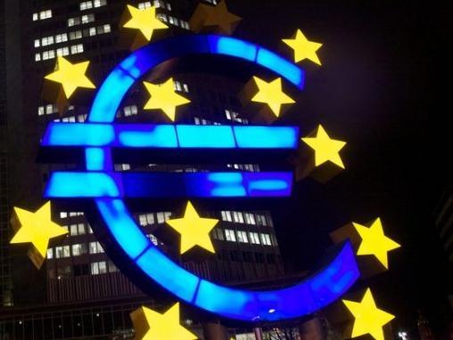 Blago usporen pad poslovnih aktivnosti u eurozoni