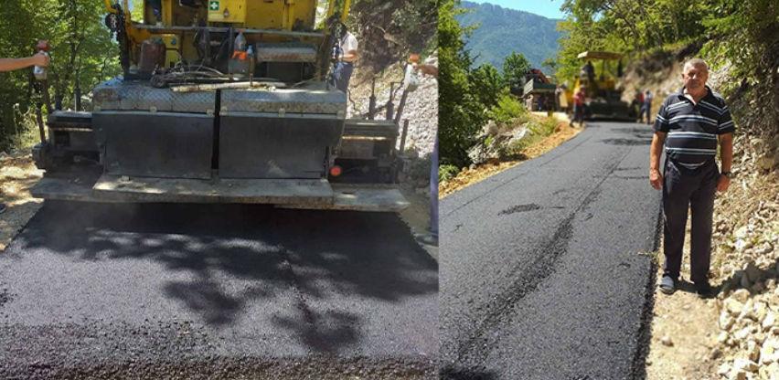 Dobra vijest za raftere: Počelo asfaltiranje puta na desnoj obali Tare