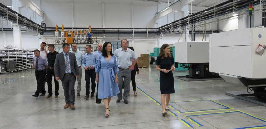 Vlada BPK posjetila kompanije Prevent i Prevent Components u Vitkovićima