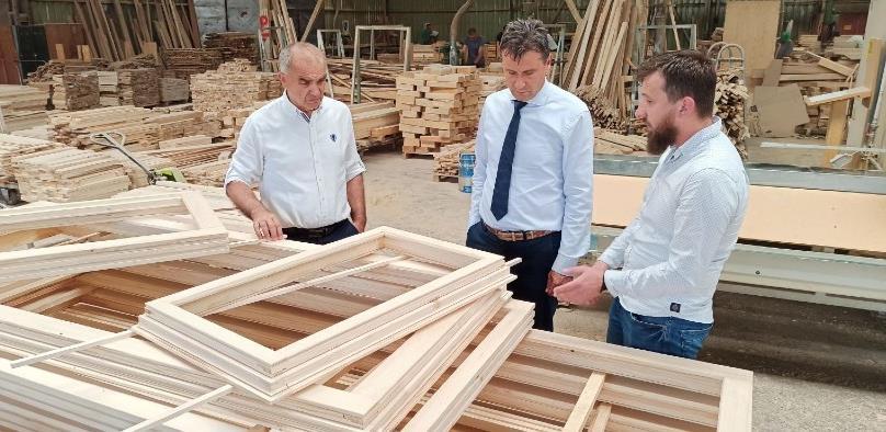 Drvna industrija je od velikog značaja za BiH