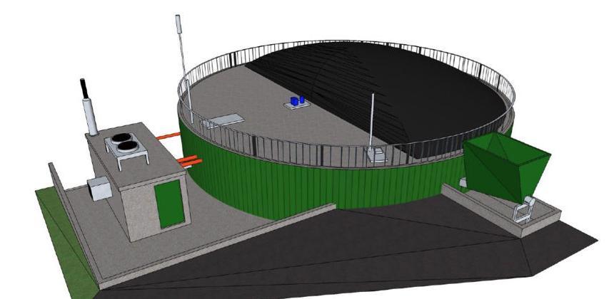 Farma Spreča dobila energetsku dozvolu za izgradnju elektrane na bioplin
