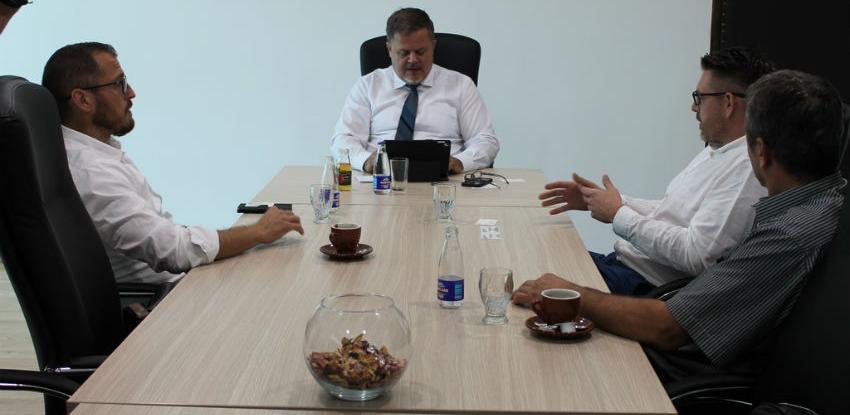 Fabrika cementa Lukavac želi biti dio rješavanja komunalnih problema u Lukavcu
