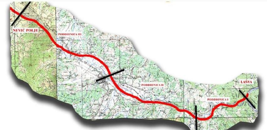 Izgradnja brze ceste Lašva - Nević Polje od javnog interesa za FBIH