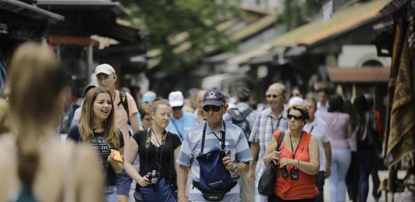 Turizam bi se tek 2025. mogao vratiti na nivo iz 2019. godine
