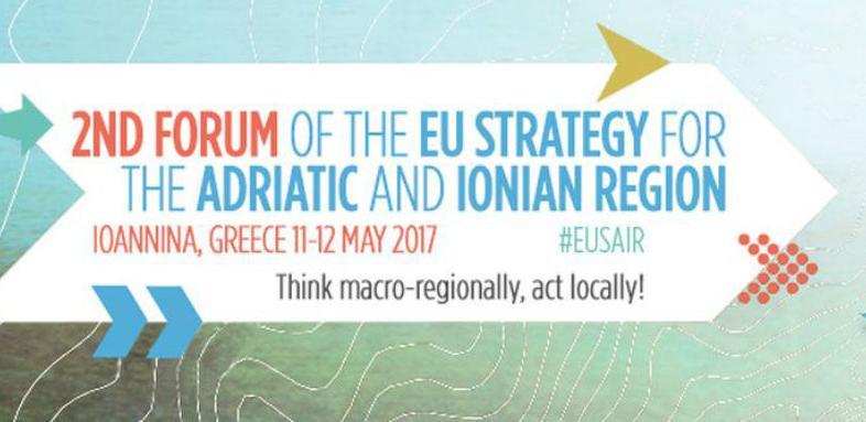 Cilj poslovnih susreta je okupiti učesnike iz svih osam zemalja potpisnica EUSAIR strategije.