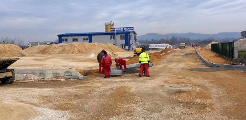 Poslovna zona Šejkovača dobija infrastrukturu