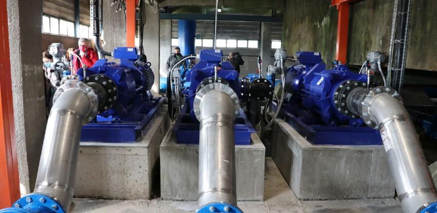 Rekonstruisano postrojenje Bačevo: Prestaju redukcije pitke vode u Sarajevu