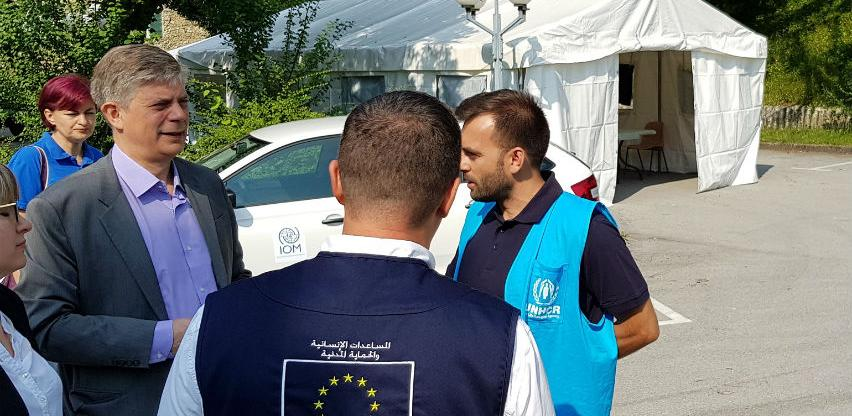 Mjere EU: BiH će za migrante dobiti dodatnih šest miliona eura