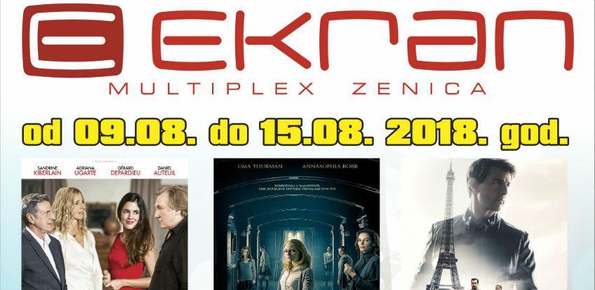 Dva nova filmska naslova na platnu Multiplexa Ekran Zenica