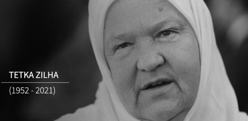 Preminula tetka Zilha humanitarka i žena velikog srca