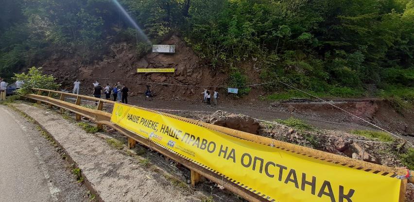 Građani Foče protiv gradnje MHE, traže hitnu obustavu