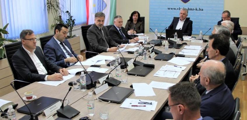 Vlada HNŽ-a utvrdila tekst javnog poziva za pomoć gospodarstvenicima