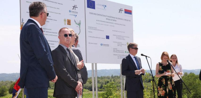 EU osigurala 15 miliona eura bespovratnih sredstava za dionicu Koridora 5C
