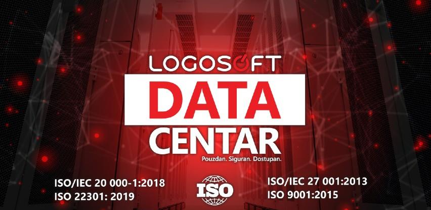 Kompanija Logosoft certificirana za ISO 22301: 2019 standard