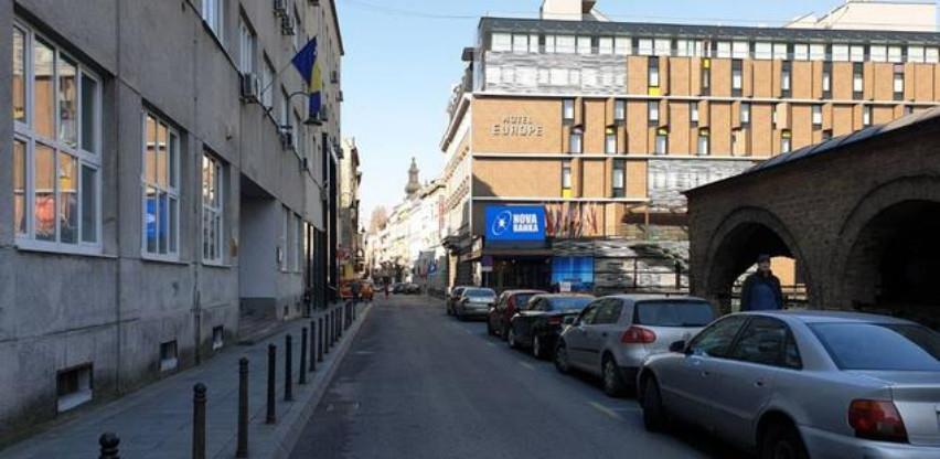 Općina Stari Grad Sarajevo umanjila naknade za isticanje reklama za 50 posto