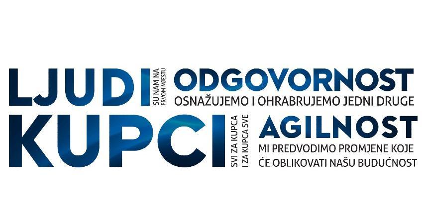 HOLDINA Sarajevo nagrađena certifikatom Poslodavac Partner