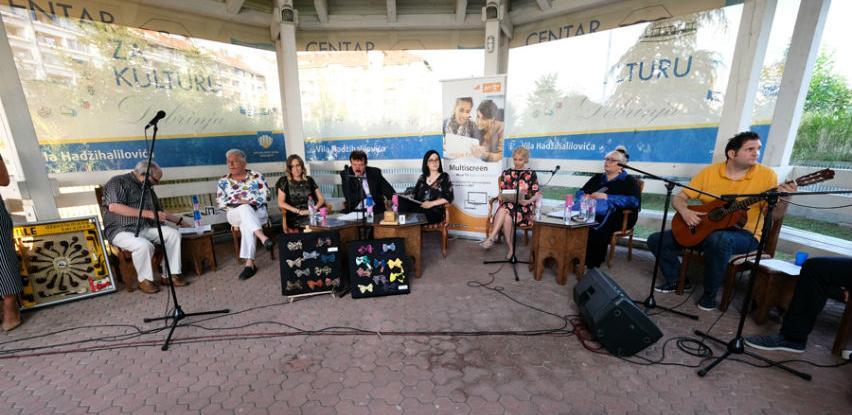Poetska večer u Centru za kulturu Dobrinja posvećena Sergeju A. Jesenjinu