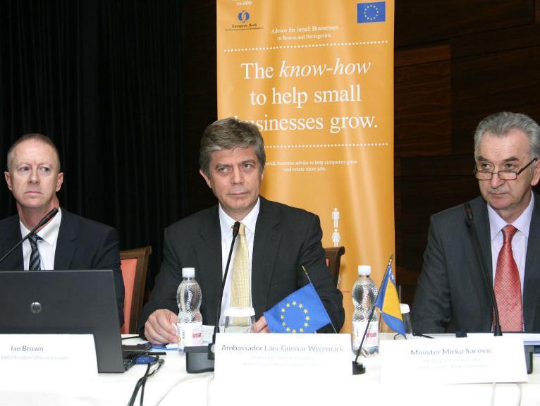 EBRD u naredne dvije godine podržat će 130 MSP-ova u BiH