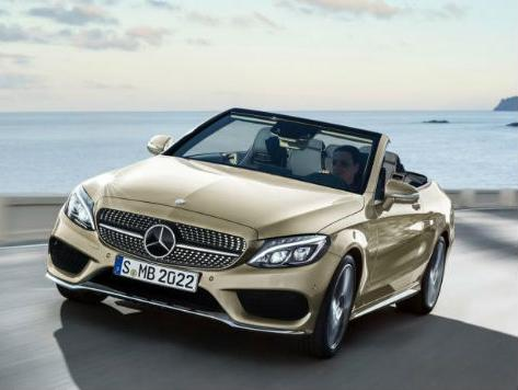 Mercedes obogatio obitelj C-klase sa novom C-Class Cabriolet verzijom