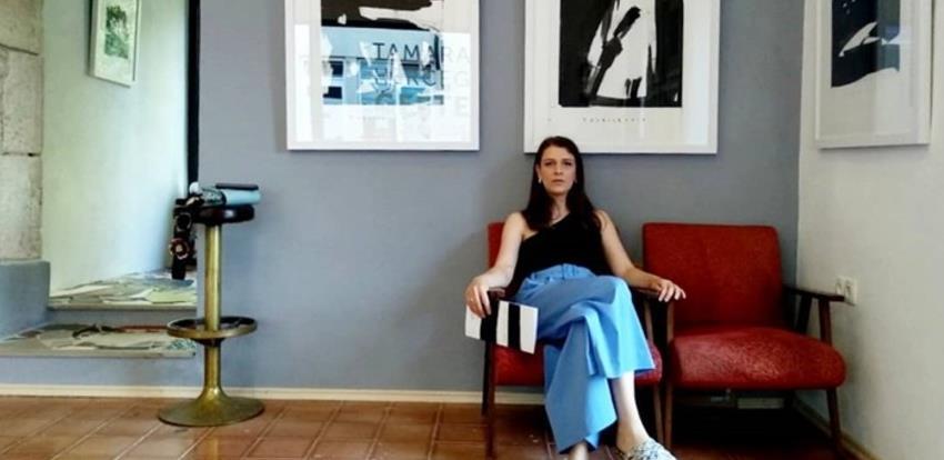 Tamara Herceg, akademska slikarica iz Ljubuškog: Umjetnost je život