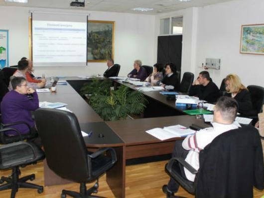 Prezentiran izvještaj o procjeni učinka dobre uprave u Bosanskoj  Krupi