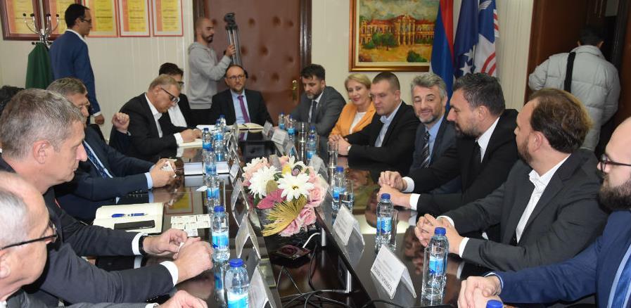 Bijeljina i Sarajevo unapređuju privrednu saradnju