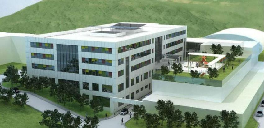 Izgradnja Klinike za dječije bolesti trebala biti završena 2019