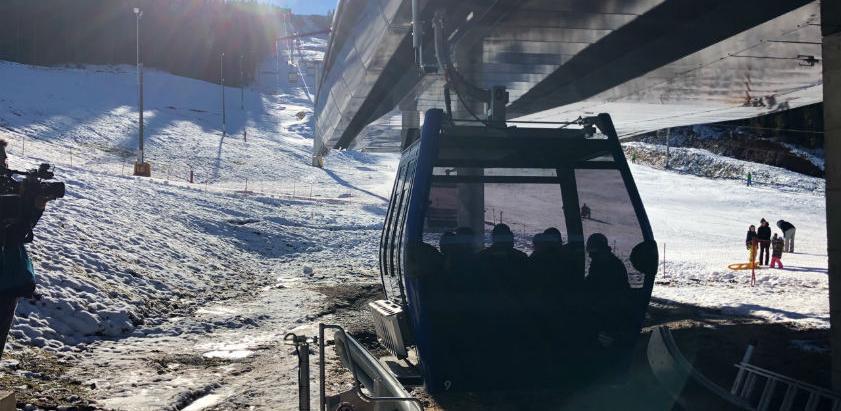 Po uzoru na svjetska skijališta: Puštena u rad prva kabinska žičara u BiH