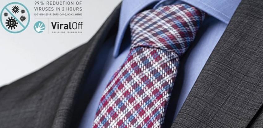 Hrvatska tekstilna kompanija predstavila odijelo koje tjera viruse