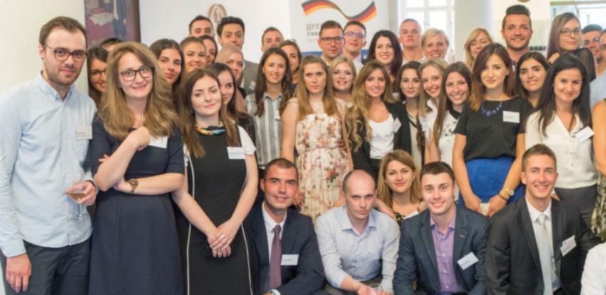 Program stipendija njemačke privrede za 2020. godinu