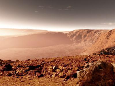NASA planira da sadi krompir na Marsu