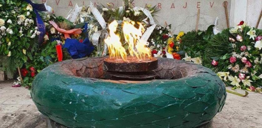 Nakon vandalskog čina danas kompletno servisiranje Vječne vatre