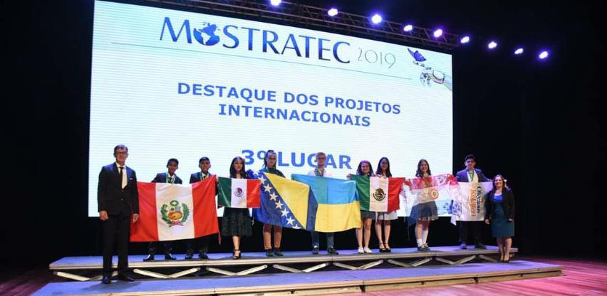 Lamija Balić osvojila bronzanu medalju u Brazilu za izradu bioplastike