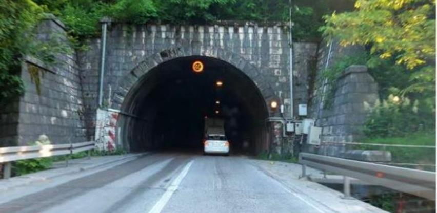 Gradit će se novi tunel Crnaja dužine 963 metra