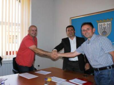 Potpisan ugovor o rekonstrukciji sale vrijedan 9.850 KM