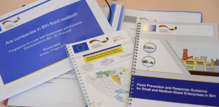 EU podržava preduzeća da postanu otpornija na poplave
