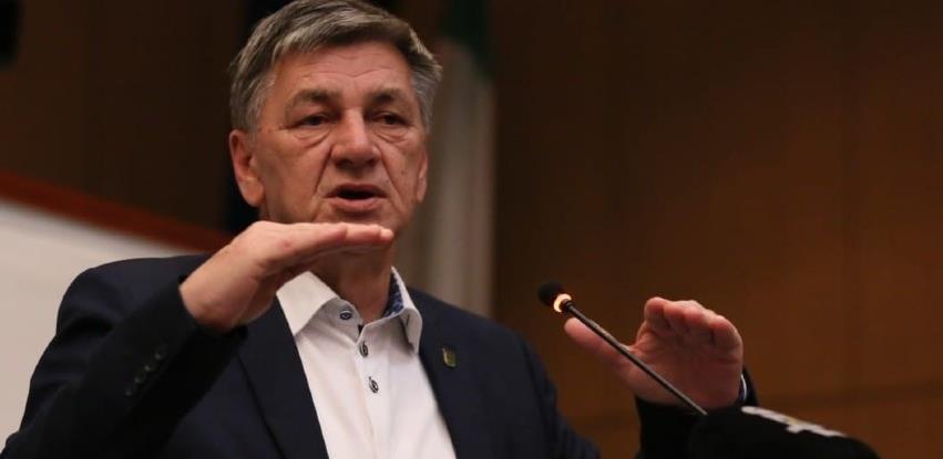 Kasumović: Nadležni trebaju riješiti problem, a rudarima želim sreću u borbi za radnička prava