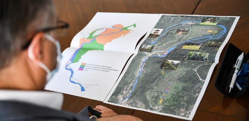 Predstavljeno idejno rješenje budućeg parka prirode Suturlija