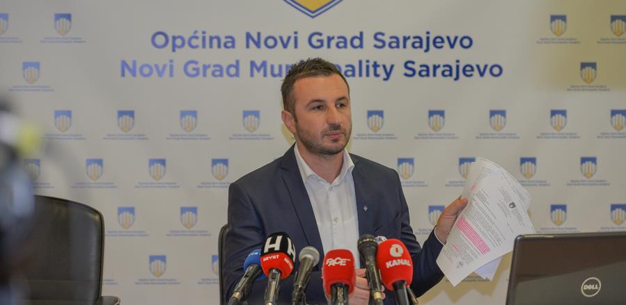 Efendić: Da se više nikad ništa ne izgradi u Sarajevu, zagađenje bi bilo isto