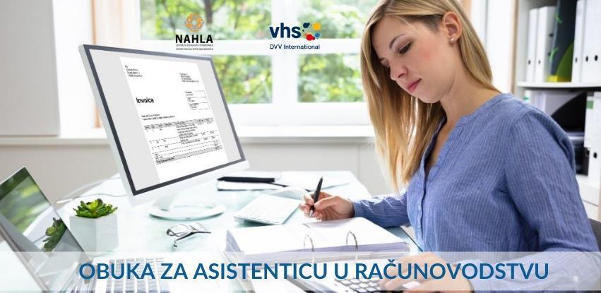 Obuka za asistenticu u računovodstvu