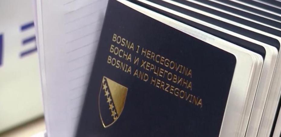 Ako žele putovati, građani BiH putovnicu moraju platiti 250 KM