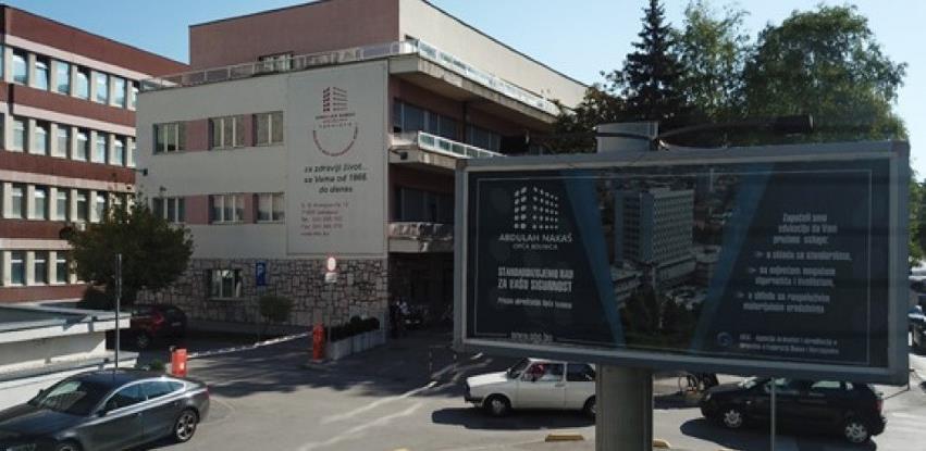 """Uskoro rekonstrukcija prizemlja za potrebe dnevne bolnice """"Abdulah Nakaš"""""""