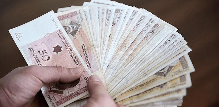 U FBiH prosječna neto plaća u aprilu 990 KM