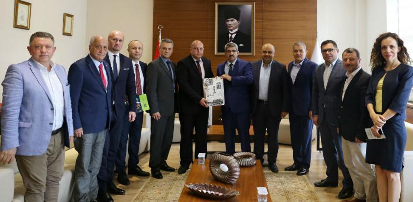 Turska regija Kocaeli partner na 17. Međunarodnom sajmu EKOBIS 2019