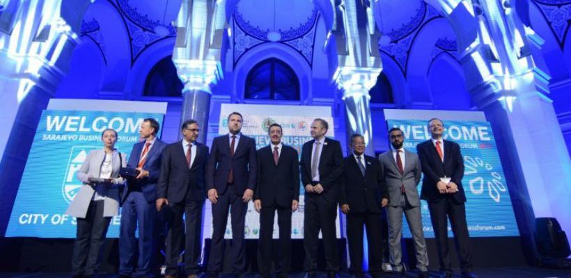 U Vijećnici održan prijem za učesnike 8. Sarajevo Business Foruma