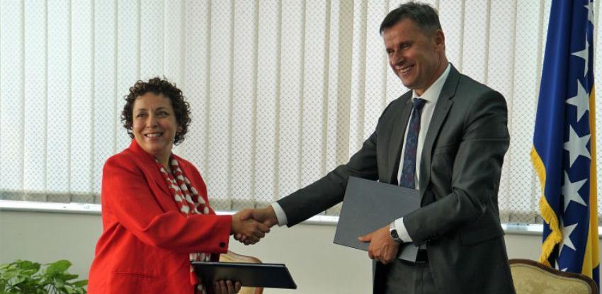 Potpisan sporazum vrijedan 13,3 miliona KM za oporavak od poplava