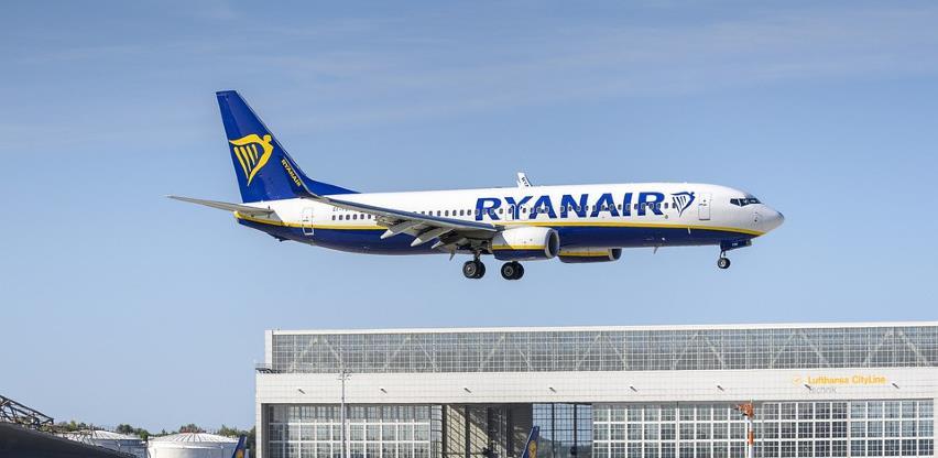 Ryanair uskoro uspostavlja letove prema Banjaluci